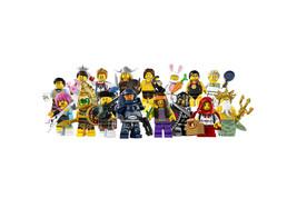 Nouveau LEGO 8831 jeu complet of 16 mini figurines série 7 - $218.29