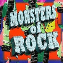Various Artists ( Monsters Of Rock ) CD - $1.98