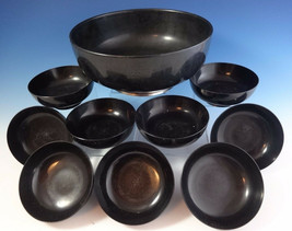 Awakening by Towle Sterling Silver Salad Bowl Set with Melamine (#1031) - $489.00