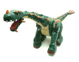 Fisher Price Spike The Ultra Dinosaur Dino Green GUC (no Battery/Charger) - $29.39
