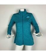 Nike Golf Dry fit Olympics PyeongChang 2018 Light zip up Jacket Green wo... - $69.99