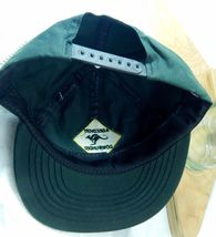 A Discovery Down Under New W Tags Waxed Oil Cloth Oilskin Hat Green Australia image 8