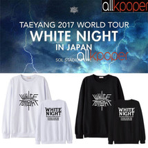 KPOP Bigbang Sweater Concert Dong Young-Bae Hoodie Hoody Pollover Sweate... - $13.99+