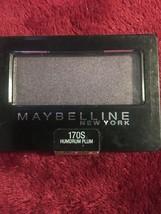 Maybelline New York Expert Wear Eyeshadow, #170S Humdrum Plum.NEW - $12.75