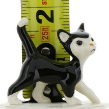 Hagen Renaker Cat Black and White Tuxedo Papa Ceramic Figurine image 2