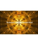 The Ancient Golden Veil Illuminati Ritual -Valued at $4000.Special price haunted - $98.00