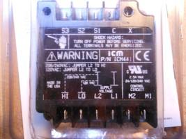 NEW - ICM441 THREE PHASE MOTOR PROTECTOR 120 or 208/240 VAC ICM441C - $69.99