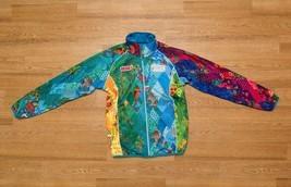 Volunteers Sweatshirt Zip Jacket Paralympic Games Sochi 2014 BOSCO Men S... - $102.90