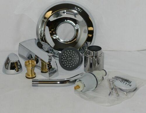 Delta T13240sos Monitor 13 Series Tub Shower Trim Multichoice Universal Valve