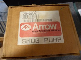 79-5082 GM Smog Pump, Remanufactured By Arrow image 2