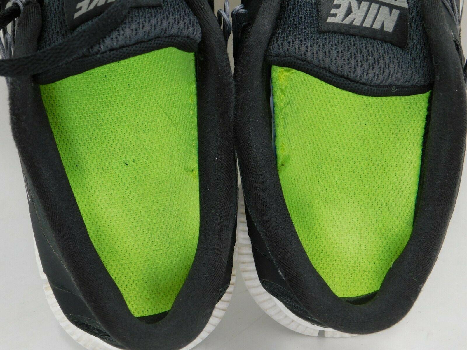 Nike Free 5.0+ Size US 9.5 M (D) EU 41 Women's Running Shoes Black 580591-002 image 10
