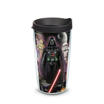 Star Wars Collage Wrap Tumbler With Travel Lid 16 oz Tervis®  - $26.98