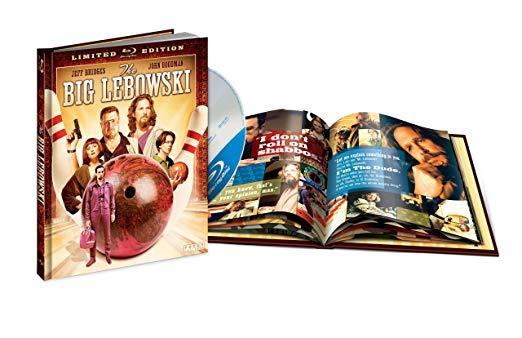 The Big Lebowski [Blu-ray, Digibook]