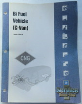2000 GM Chevy Express Bi-Fuel Vehicle G-Van Course 16240.25 OEM Service Manual - $3.78