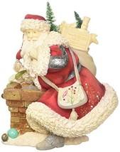 Heart of Christmas HRTCH Santa - Chimney Figurine - $47.30