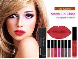 Matte Lipstick Batom Makeup Labiales Long Lasting Rouge Waterproof Velve... - $2.53+