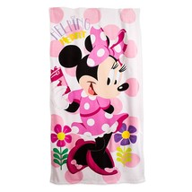 Disney Minnie Mouse Happy Helpers Beach Towel - $25.00