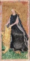 Cary Yale Visconti Fortitude Tarot Karten Hexen Symbole Poste Kunstdruck - $12.88