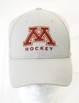 University of Minnesota Hockey men's hat cap gray Nike one size fits most   - $15.79