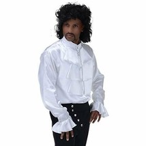 Underwraps Prince Of Pop Star Shirt Musician Singer Mens Halloween Costu... - $21.99