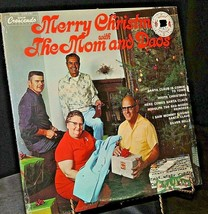 Merry Christmas The Mom and Dads AA20-7334 Vintage