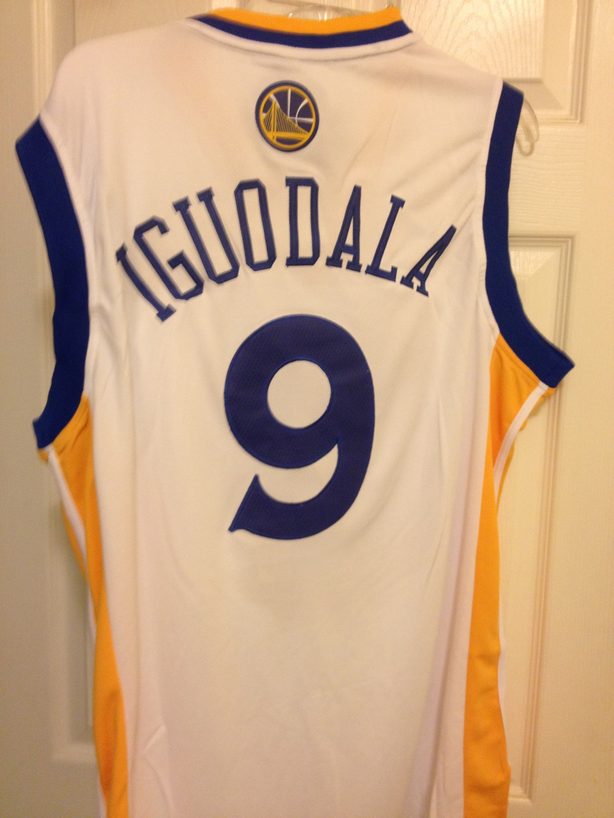 Primary image for Andre Iguodala Warrior Jersey