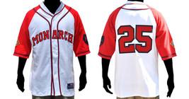 NLBM Negro League Baseball Jersey - Kansas City Monarchs 25 - $69.00