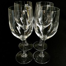 4 (Four) RIEDEL VIOGNIER/CHARDONNAY Lead Free Crystal Wine Glasses- Signed - $36.09