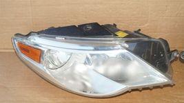 09-12 VW Volkswagen CC Halogen Headlight Head Lights Matching Set L&R image 4