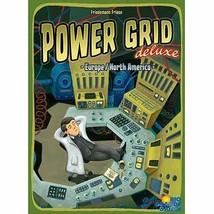 Rio Grande Games Power Grid Deluxe Board Game  - $69.61