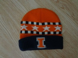 Toddler Boys Illinois Illini Toddler Beanie Stocking Hat - $7.69