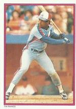 1988 Topps Glossy Send-Ins #12 Tim Raines  - $0.50