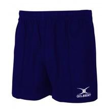 Gilbert Kiwi Pro Rugby Short - Navy, Small image 1
