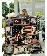 Shih Tzu 3D Picture Frames Fleece Blanket 50x60x80 Made In US
