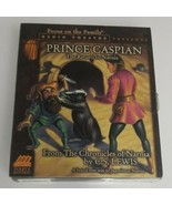 Prince Caspian by C.S. Lewis Audiobook Cassettes CHRONICLES OF NARNIA  - $8.59
