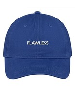 Trendy Apparel Shop Flawless Small Embroidered Low Profile Brushed Cotto... - $18.99