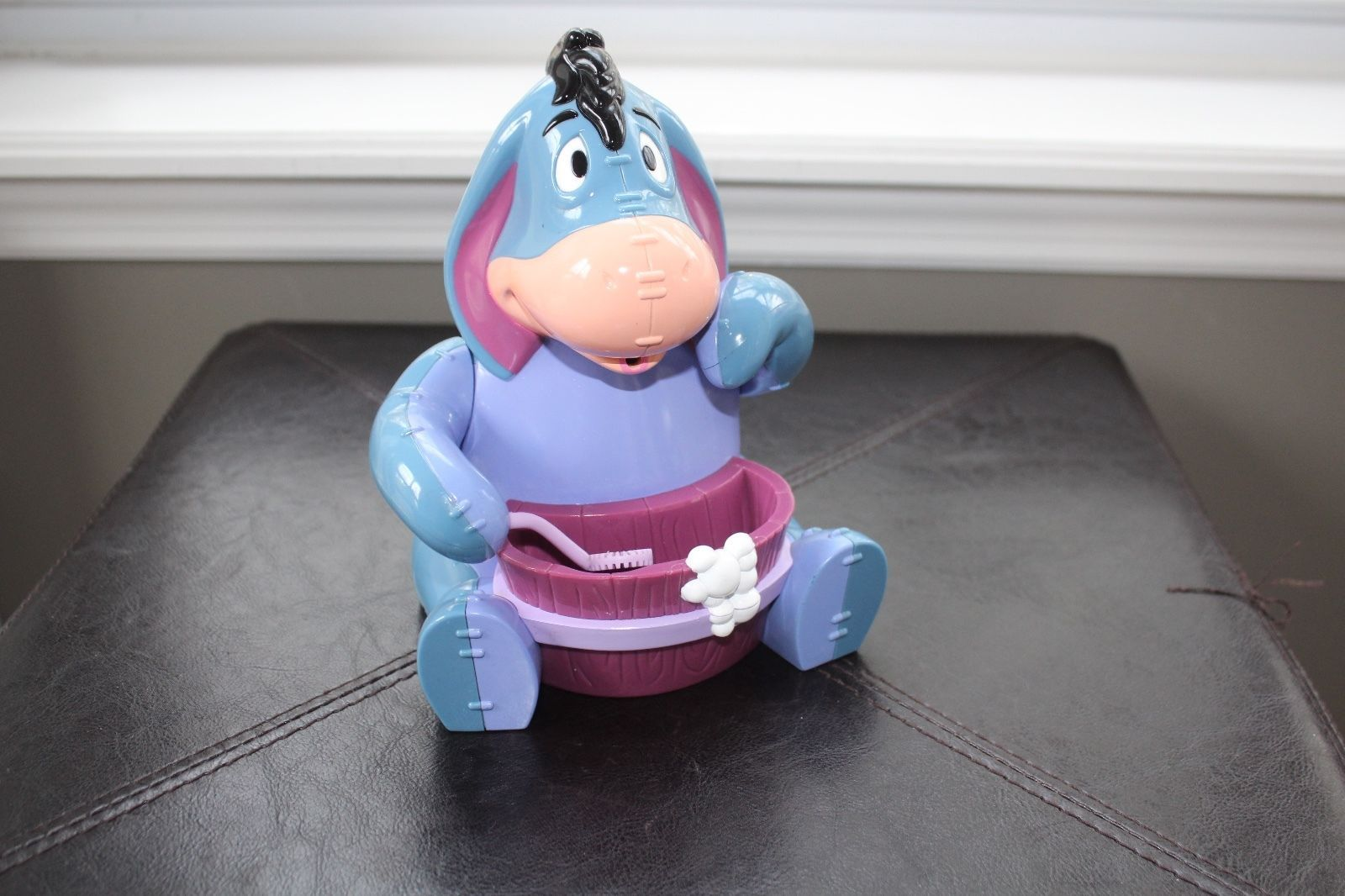 Primary image for Disney Winnie the Pooh EEYORE Battery Powered Bubble Blower Machine