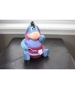 Disney Winnie the Pooh EEYORE Battery Powered Bubble Blower Machine - $24.92