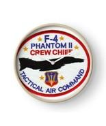 USAF F-4 PHANTOM II CREW CHIEF TACTICAL AIR COMMAND Wall Clock - $69.29