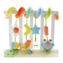 Colorful Baby Toy & Bed Hanging & Cribs Decors & Bed Bell