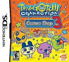 Tamagotchi Connection: Corner Shop 3 (Nintendo DS, 2008) CART ONLY - $17.25