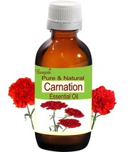 Bangota Carnation Dianthus caryophyllus Pure Natural Essential Oil 5ml to 250ml - $12.66+
