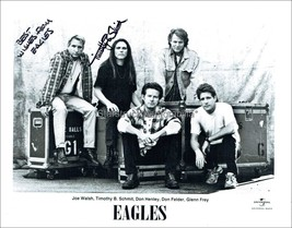 Timothy B Schmit Autograph *The Eagles* Hand Signed 10x8 Photo - $150.00