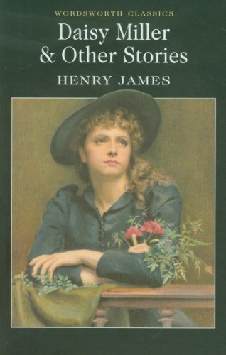 Primary image for Daisy Miller & Other Stories (Wordsworth Classics) [Paperback] Henry James