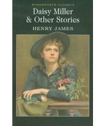Daisy Miller & Other Stories (Wordsworth Classics) [Paperback] Henry James - $6.18