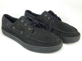 Timberland Davis Square Size US 9 M EU 43 Men's Oxford Boat Shoes Black A1W - $85.77