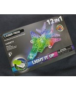 Laser Pegs Lighted Construction Set Variety 12-in-1 Helicopter Warbird K... - $32.95