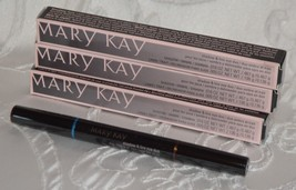 Lot of 3 Mary Kay Shadow and Line Eye Duo BALI BLUE Liner Eyeliner - $14.84