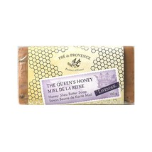 Pre de Provence Queen's Honey Soap Lavender 5.2oz - $14.19