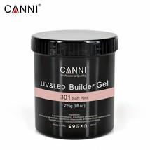 CANNI® Nail Gel 225g 8oz Camouflage Thin Jelly UV Soak Off 25 Stick Uv B... - $45.57